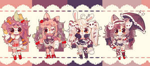 Adopt batch 85# Auction 6$ SB(CLOSED) by Bai-Jiu