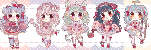Valentines Adopt Batch Auction(OPEN) by Bai-Jiu
