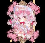 Flower Frame Auction (OPEN) by Bai-Jiu