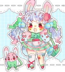 Easter adopt Auction (OPEN) by Bai-Jiu