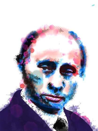 Vladimir Putin by S3rlGamer