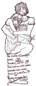 Champagne Dream.