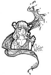 Elemental Water Ink