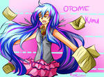 Utau cover: Double Lariat: Otome Kamui by IrradiatedSea
