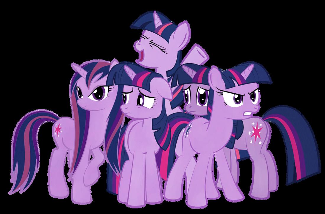 Twilight Sparkle Army by BenAshton24