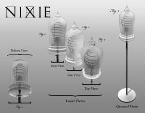 Lamp Design : Nixie