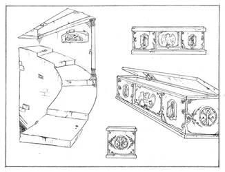 The Secret Passageway by Vexelius