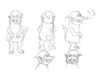 Ogre Sketch by Vexelius