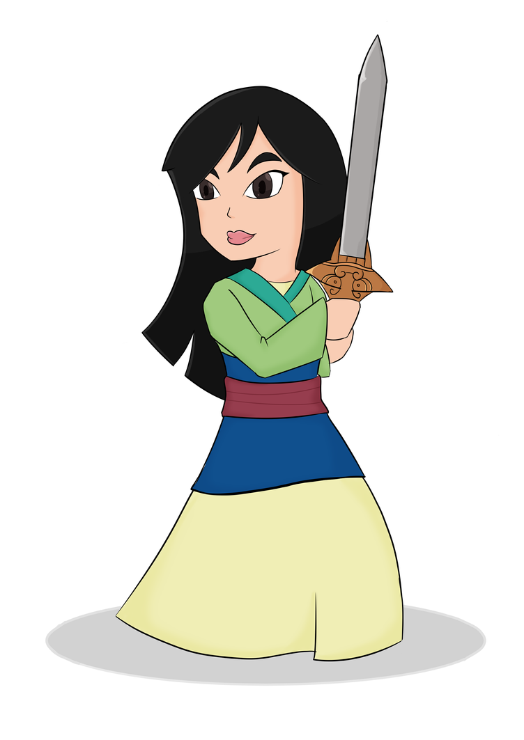 Mini Mulan by Vexelius