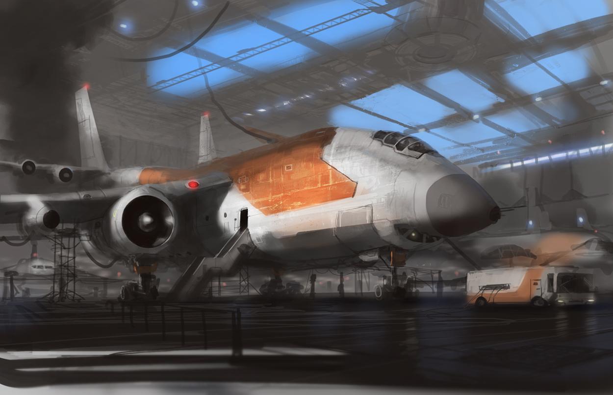Ship design by paooo