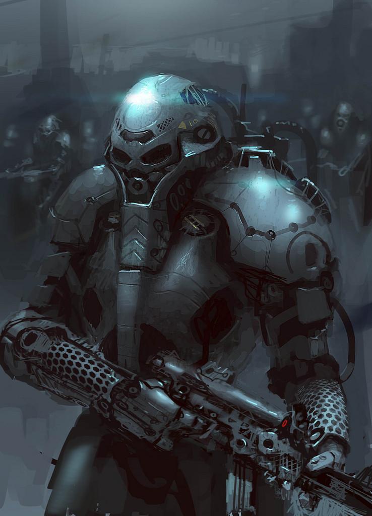 Bot 6 by paooo