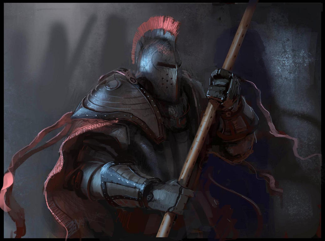 Knight by paooo