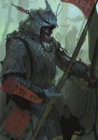 Samourai by paooo