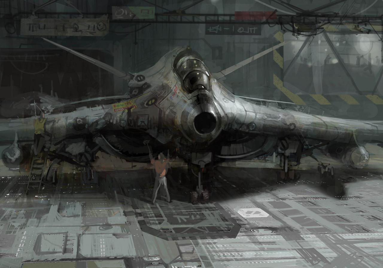 ship design 6 by paooo