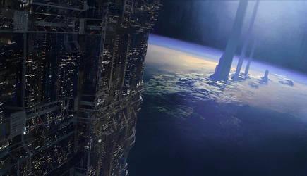 earth by paooo