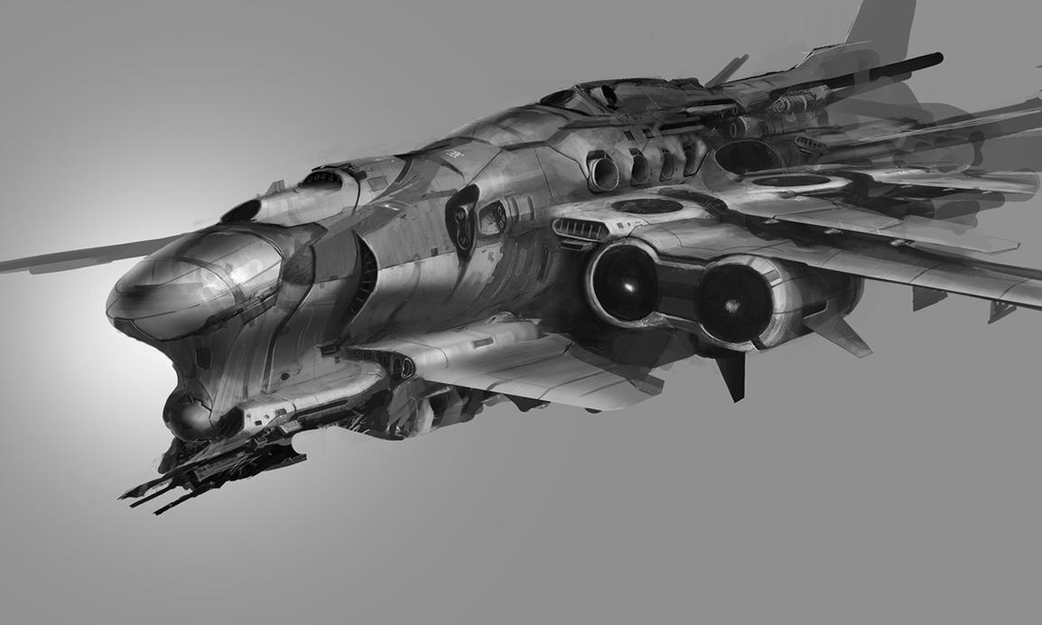 ship design02 by paooo