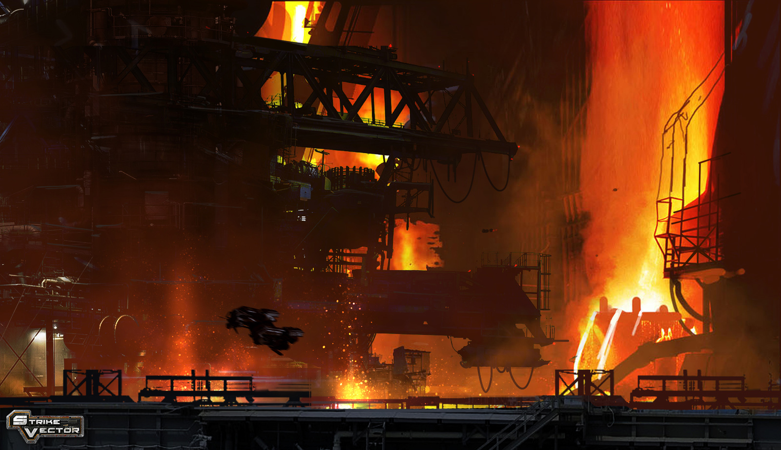 StrikeVector12_Inferno by paooo