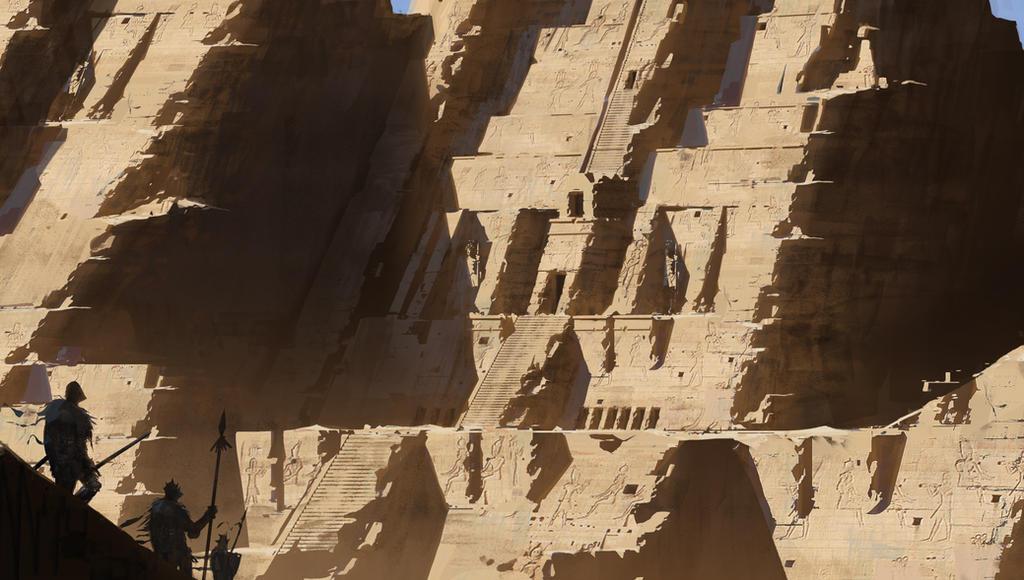 Ruins by paooo