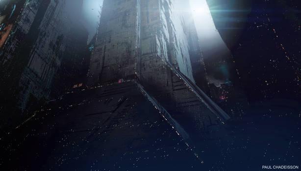 Blade Runner 2049 - 2022 Blackout