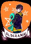 Alderamin OC [Gift]