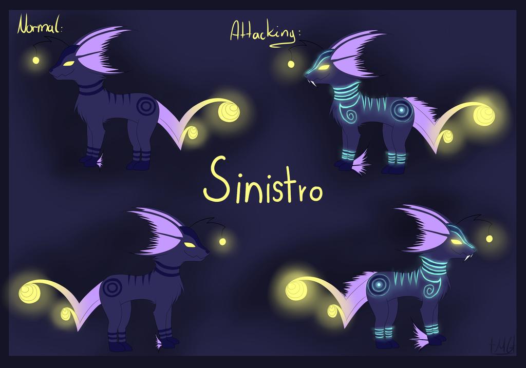 Sinistro the Maera by xXMilchwomanXx
