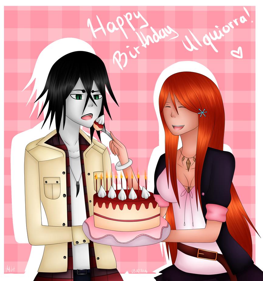 Happy (late) Birthday Ulquiorra! by xXMilchwomanXx