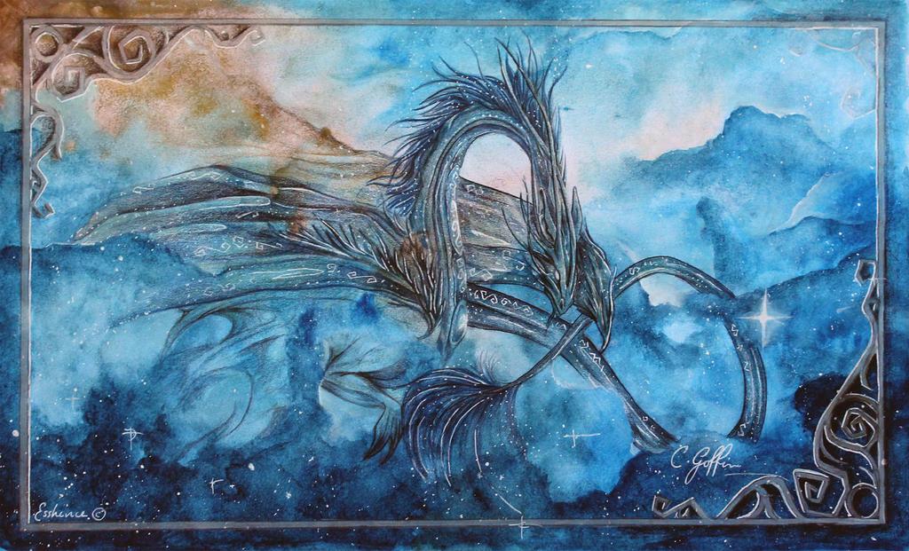 Rising Nebula by Elssence