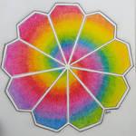 Tie-Dye Mandala