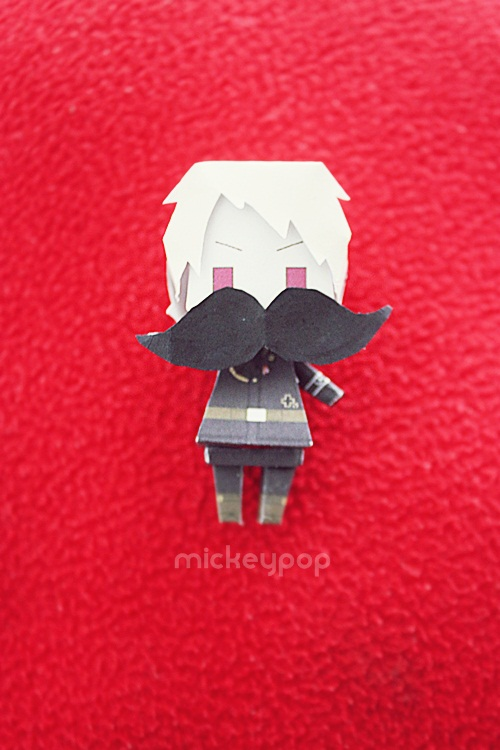 Genial Schnurrbart by mickeypop