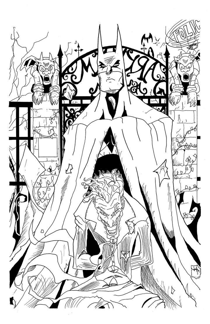 Coloring Pages Batman Arkham Asylum Coloring Pages batman arkham asylum coloring pages eassume com by darkstampede on deviantart