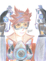 Tracer with another stile by negriwtf