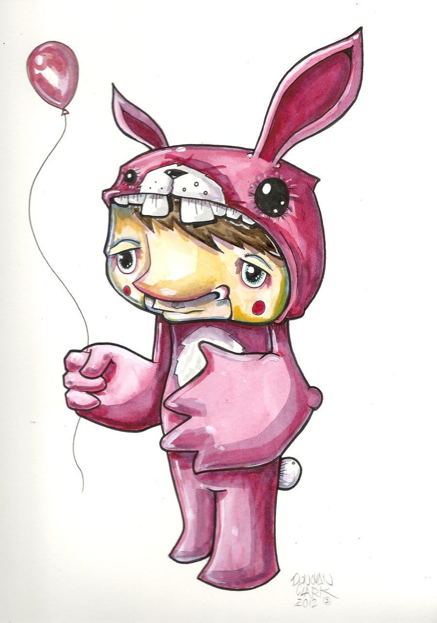 bunny by DonovanClark