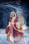 Belle`s Winter Dream by XionsTwilightTower