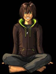 Character for SaiScott by Takkaia