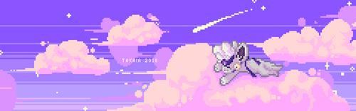 Pixel Dreams by Takkaia