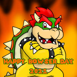 Happy Bowser Day 2021