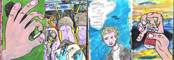 Triptych by Magnu8