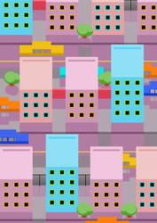 cityscape by Magnu8