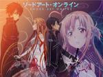 Sword Art Online - Kirito and Asuna