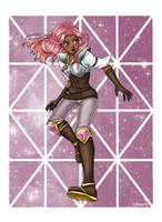 [Request] Seraphina by Inra98