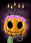 I baked you a pumpkin