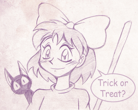 Trick or Treat 19 by ChadRocco