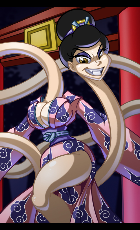 RotGoH: Rokurokubi by ChadRocco