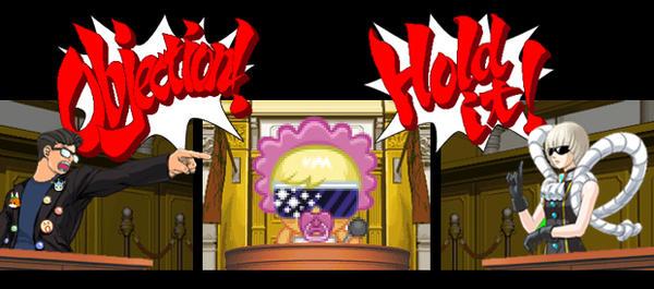 Gaga vs Goo Goo by ChadRocco