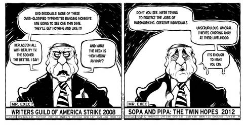 SOPA+PIPA: Executive E-Motions by ChadRocco