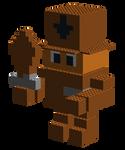 Lego Box Knight