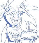 Happy Birthday Larry-Chan-Sama-San-Kun