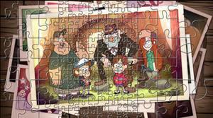 Gravity Falls Puzzle
