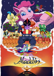 MLD Aladdin by SaryTheWolf