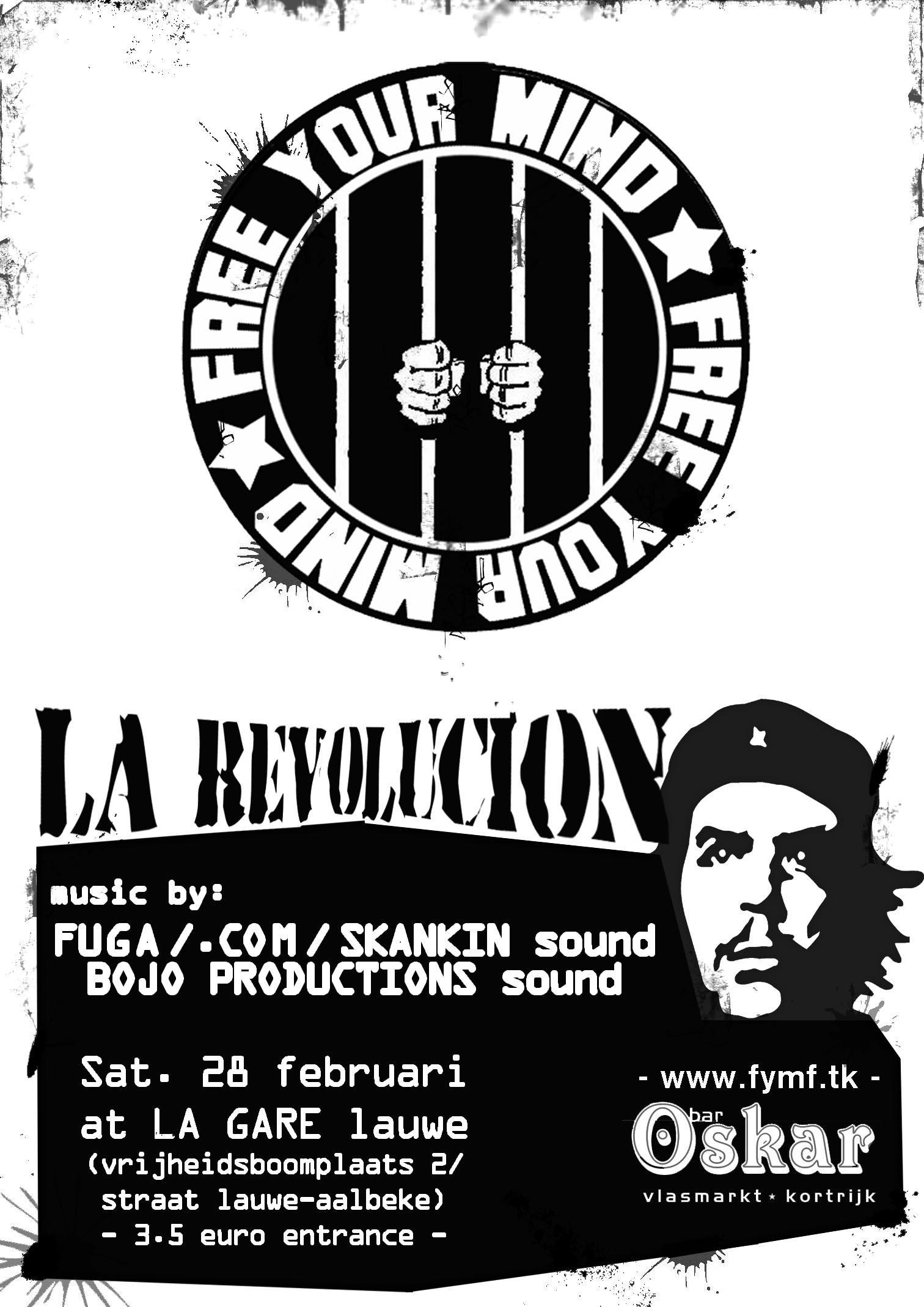 free your mind: la revolucion by blog